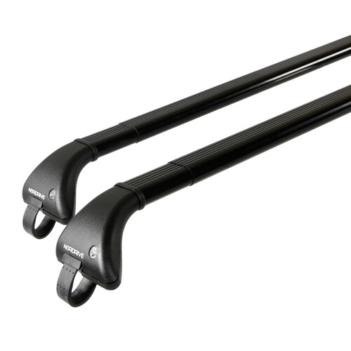 Snap-Fit Steel, telescopic steel roof bars, 2 pcs - Size 1 - 80÷111 cm 4