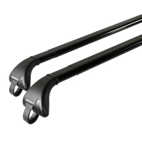 Snap-Fit Steel, telescopic steel roof bars, 2 pcs - Size 2 - 100÷136 cm 1
