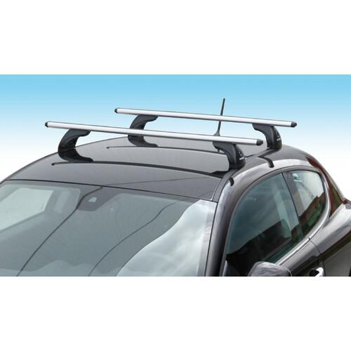 Alumia, pair of aluminium roof bars - S - 108 cm 4