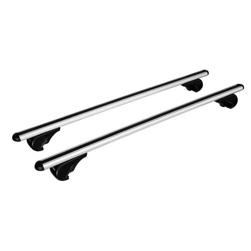 Rail-Pro, aluminium roof bars, 2 pcs - L - 127 cm