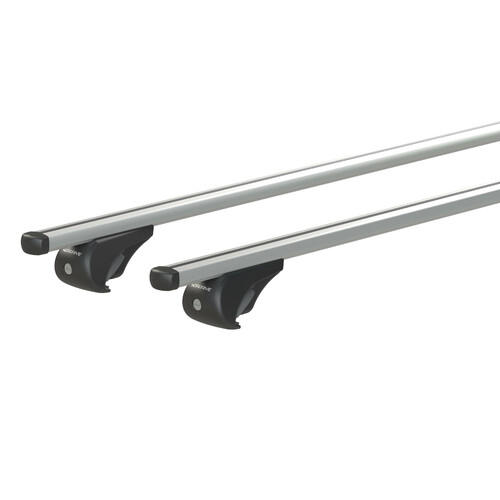 Yuro, aluminium roof bars, 2 pcs - L - 127 cm 1