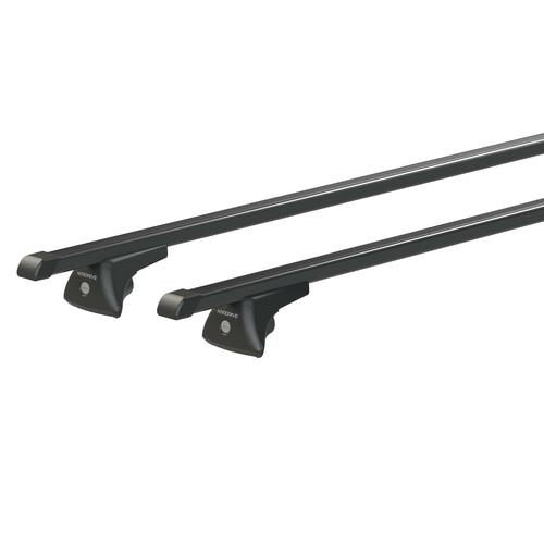 In-Rail Steel, steel roof bars, 2 pcs - S - 108 cm 1