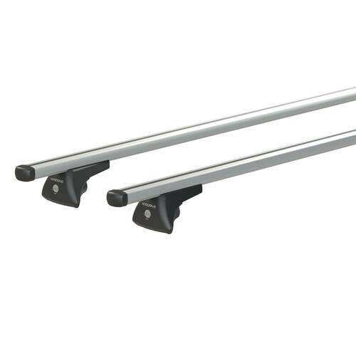 Nowa, aluminium roof bars, 2 pcs - S - 108 cm 1