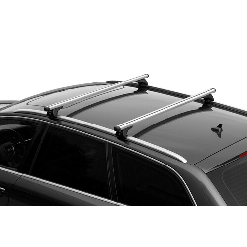 Nowa, aluminium roof bars, 2 pcs - M - 120 cm 2