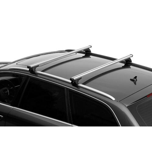 Nowa, aluminium roof bars, 2 pcs - L - 127 cm 2