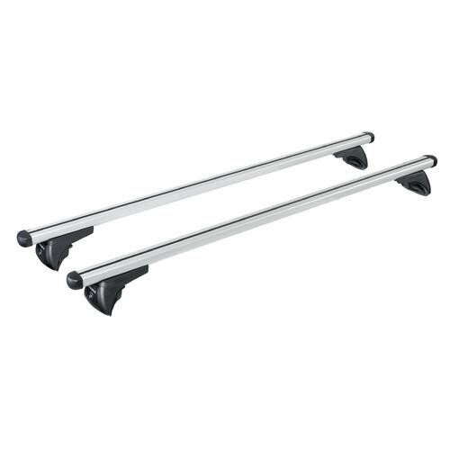 Nowa, aluminium roof bars, 2 pcs - L - 127 cm