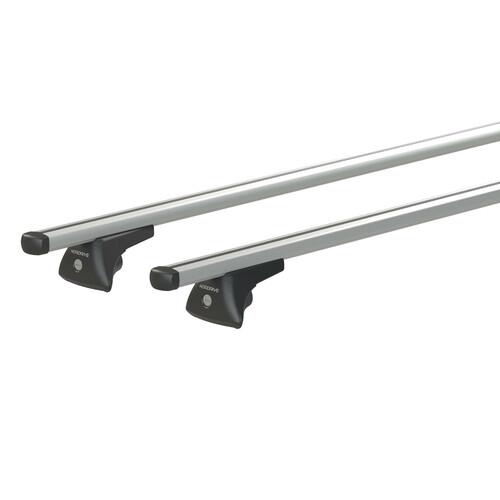 Nowa, aluminium roof bars, 2 pcs - L - 127 cm 1