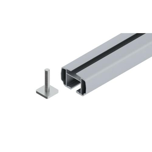 Helio, pair of aluminium roof bars - S - 108 cm 2