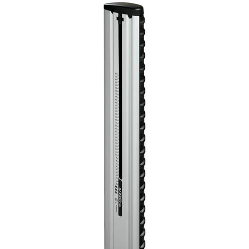 Silenzio, coppia barre portatutto in alluminio - M - 120 cm 2