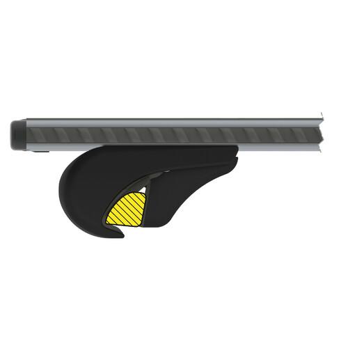 Silenzio Rail, coppia barre portatutto in alluminio - S - 108 cm 3