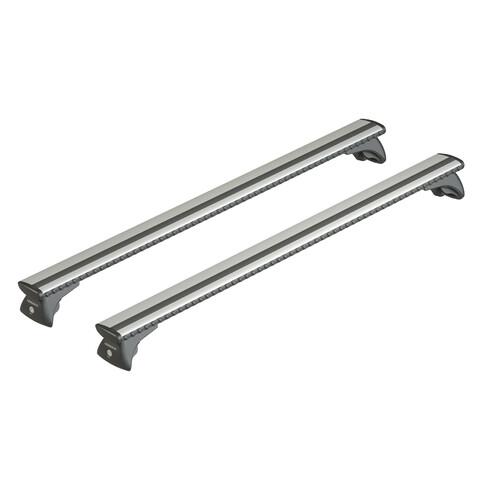 Silenzio In-Rail, pair of aluminium roof bars - S - 108 cm