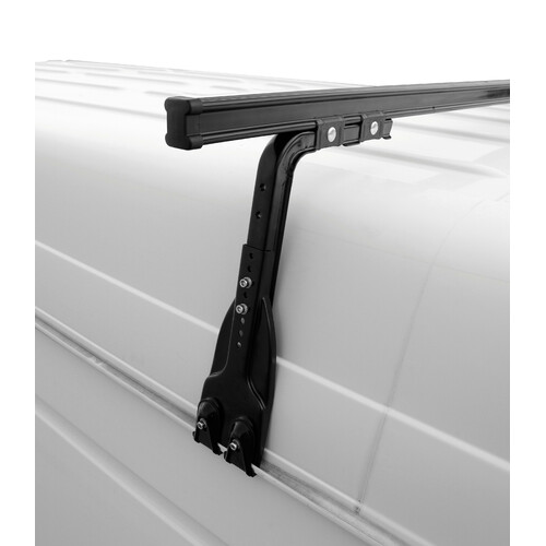 Foot kit for vehicles with rain gutter - 16-21 cm 1