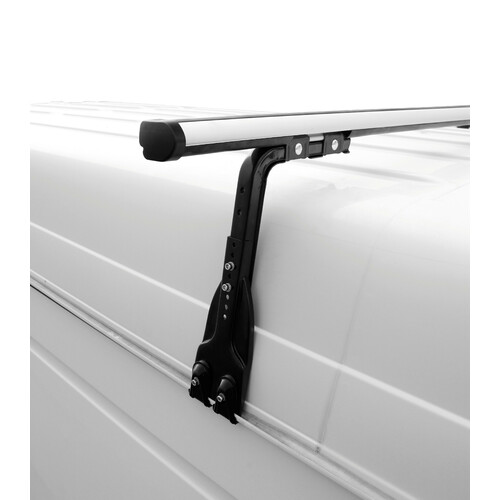 Foot kit for vehicles with rain gutter - 16-21 cm 2