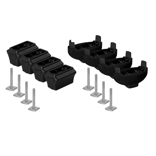 Extension, ski carrier spacers kit