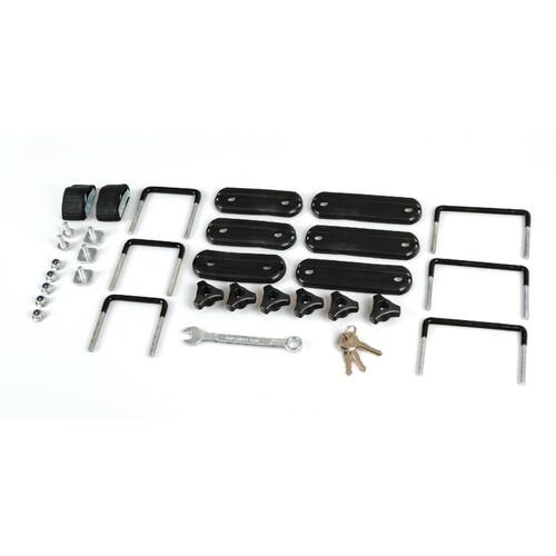 Bike-One, steel bicycle carrier - Black 2