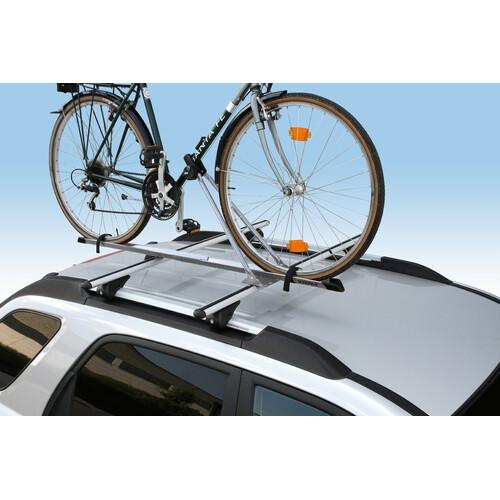 Bike-One, porta bicicletta in acciaio - Grigio 2