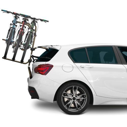 Pyro Limited Edition, rear bike rack - 3 bikes 1