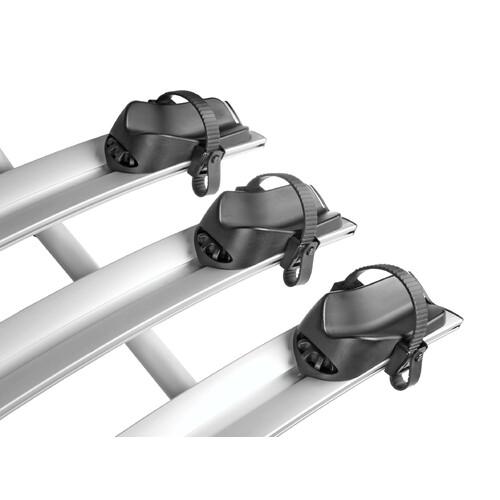 Radius, portabiciclette posteriore - 3 bici 1