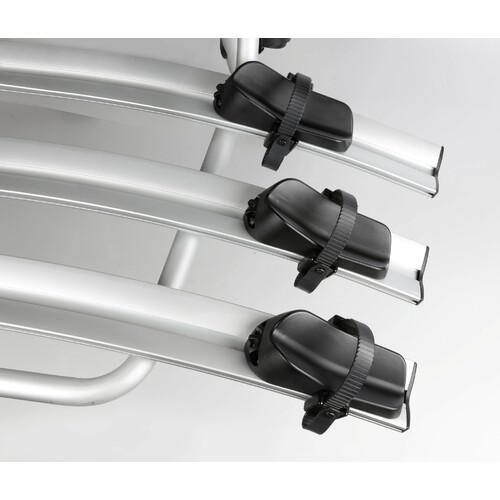 Radius, portabiciclette posteriore - 3 bici 4