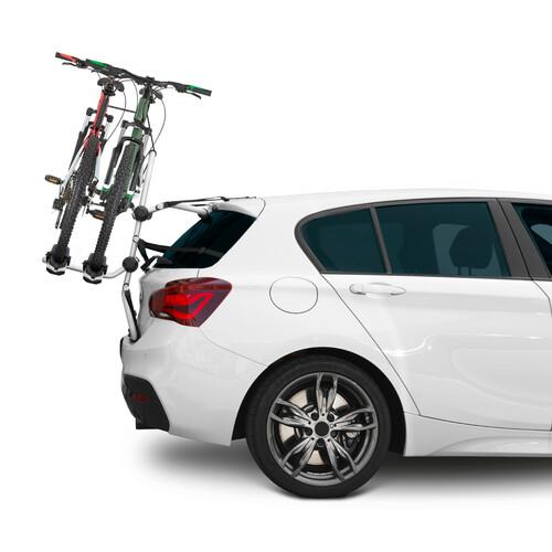 Radius, portabiciclette posteriore - 2 bici 1