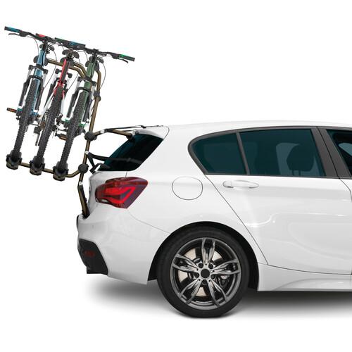 Radius Limited Edition, portabiciclette posteriore - 3 bici 1