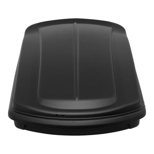 Box 330, box tetto in ABS, 330 litri - Nero goffrato 1