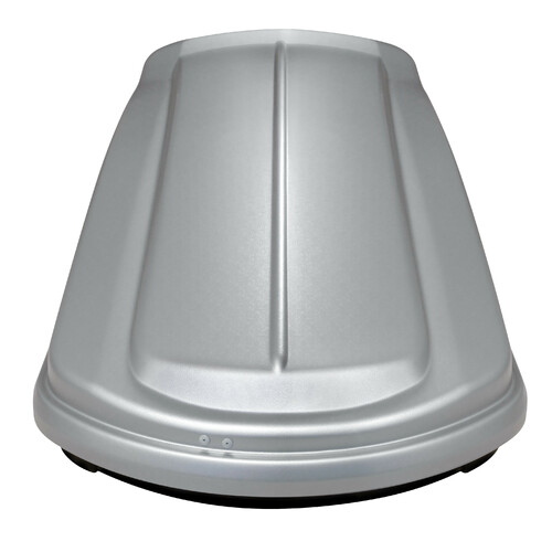 Box 430, ABS roof box, 430 ltrs - Embossed Grey 1