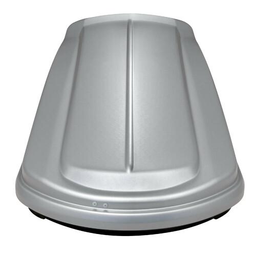 Box 430, box tetto in ABS, 430 litri - Grigio goffrato 1