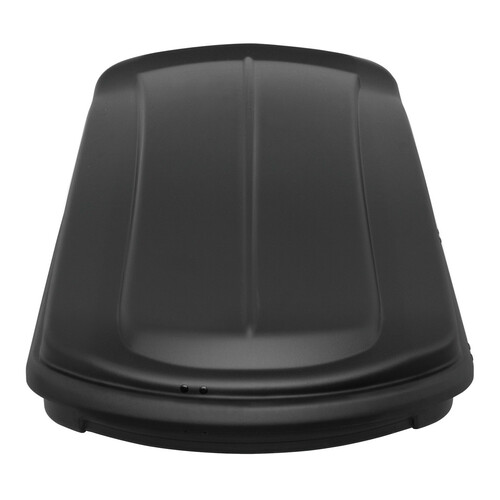 Box 430, ABS roof box, 430 ltrs - Embossed black 1