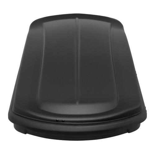 Box 430, box tetto in ABS, 430 litri - Nero goffrato 1