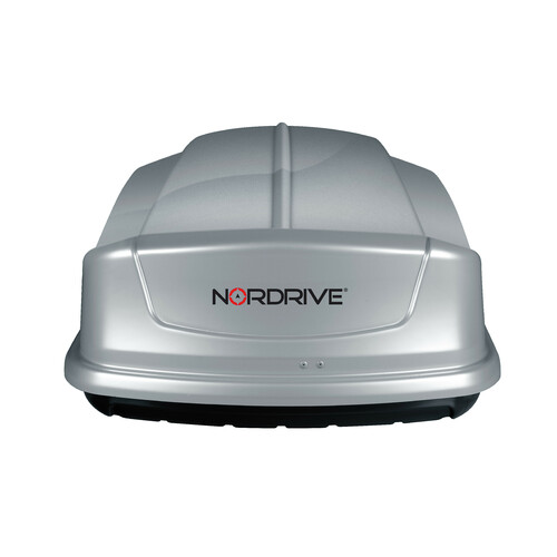 Box 630, ABS roof box, 630 ltrs - Shiny Silver 1