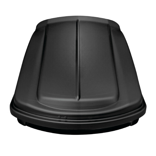 Box 333, ABS roof box, 333 ltrs - Embossed black 1