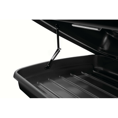 Box 333, ABS roof box, 333 ltrs - Embossed black 4