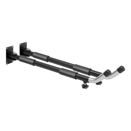 Pair of car roof box wall brackets - Type 2, flat stand