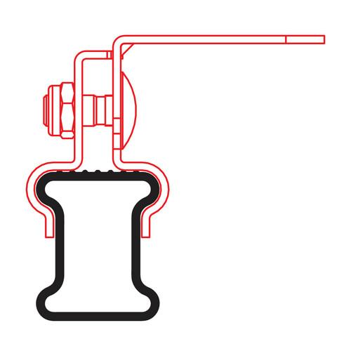 Adapter bracket for Kargo bars 2