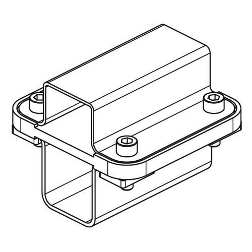 Kargo Rack System - Set 2 adattatori per barra 6