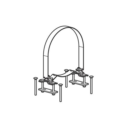 Optional fitting bracket for Kargo-Tube 1