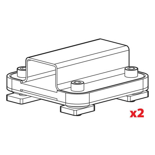 Kargo Rack adaptors set 1