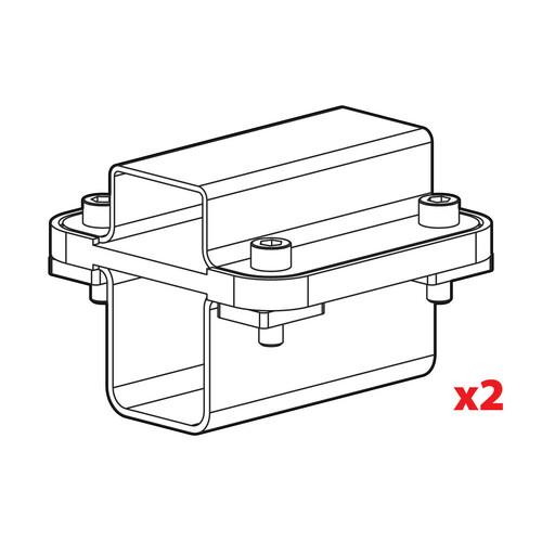 Kargo Rack adaptors set 2