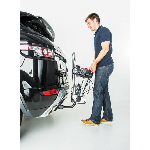 JustClick, towball bike carriers - 2 bikes 10