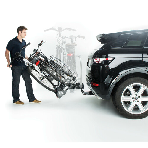 JustClick, towball bike carriers - 2 bikes 13