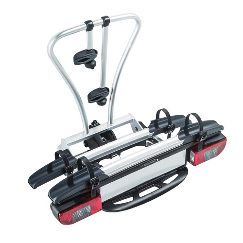 JustClick, towball bike carriers