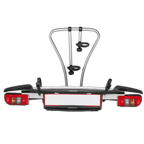 JustClick, towball bike carriers - 2 bikes 1