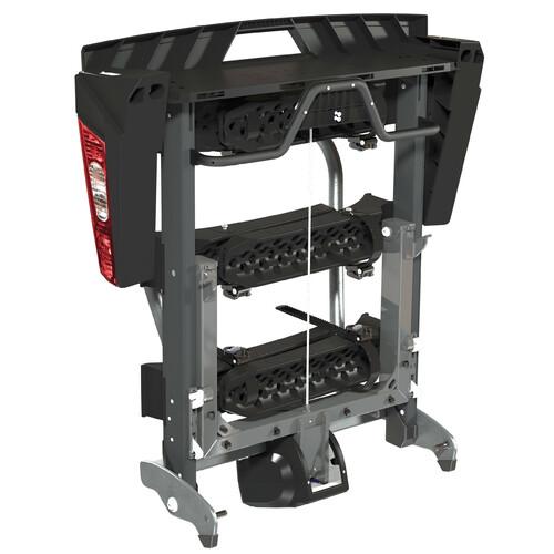 FoldClick, towball bike carrier - 3 bikes 1