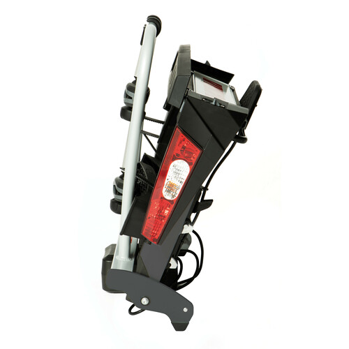 FoldClick, towball bike carrier - 3 bikes 2