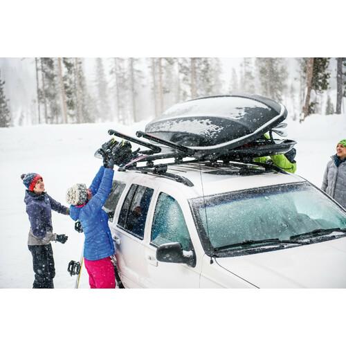 FatCat 4 Evo black, ski carrier 6