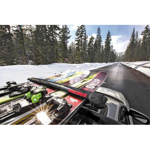FatCat 6 Evo Black, ski carrier 4