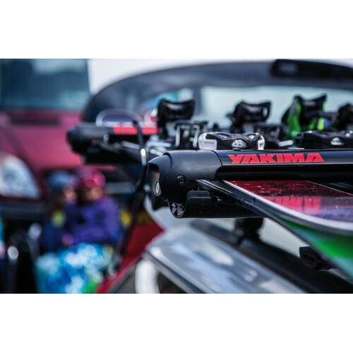 FatCat 6 Evo Black, ski carrier 7