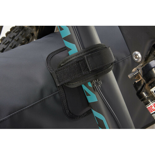 Gatekeeper, pick-up's tailgate bike carrier 7