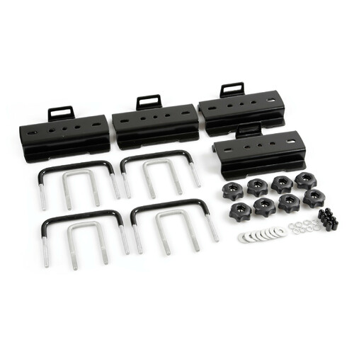Standard fit kit for Whispbar roof boxes